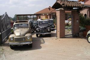 Topolino Auto d'epoca da Stefano Rossotto